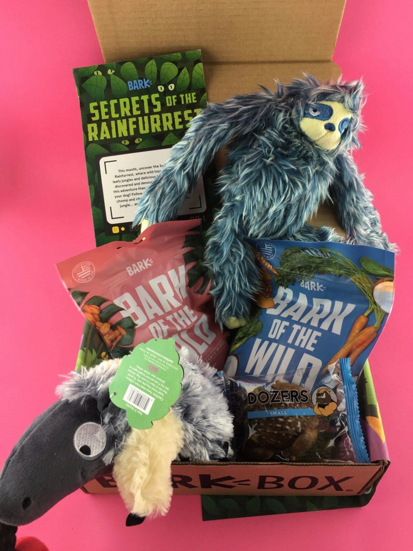 BarkBox Subscription Review + Coupon Code – August 2018