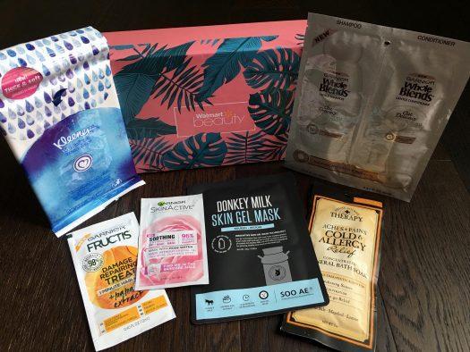 Walmart Beauty Box Review – Summer 2018 (Classic)