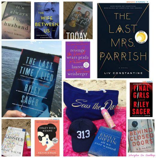 What I Read This Month - July 2018 Edition