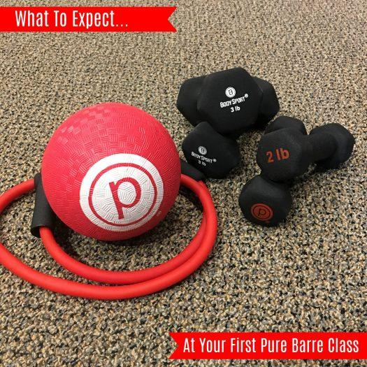 Workout Wednesday: What To Expect At Your First Barre Class!