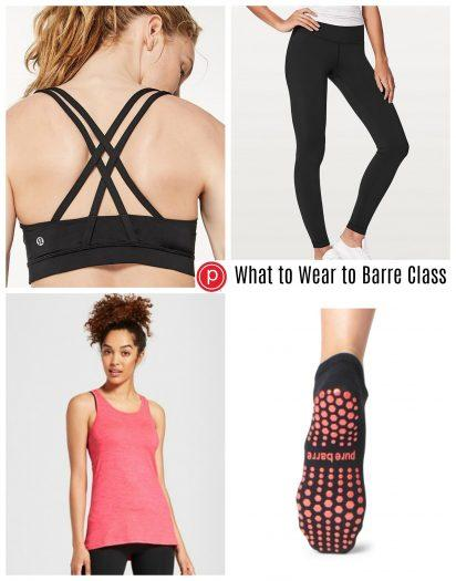 What To Wear To Barre Class2