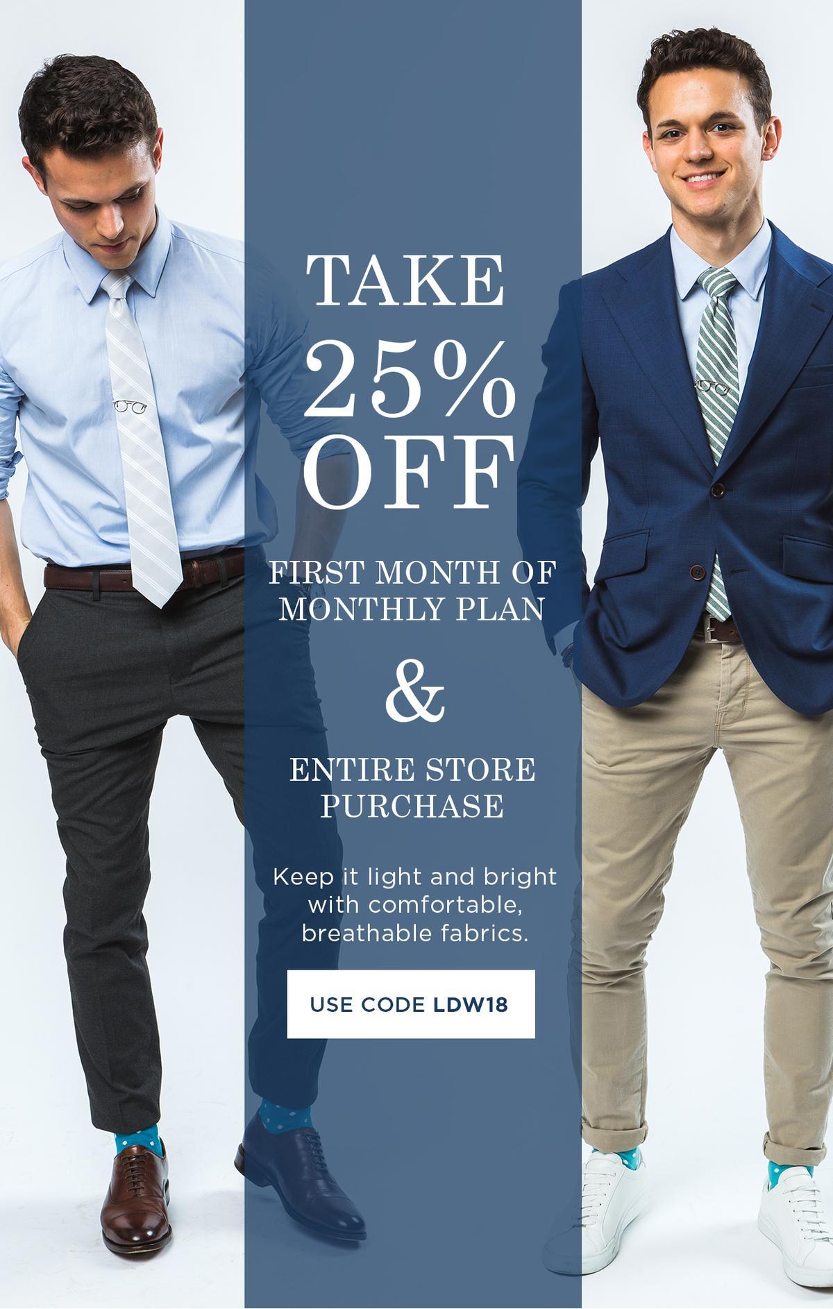 SprezzaBox Labor Day Sale – Save 25%!