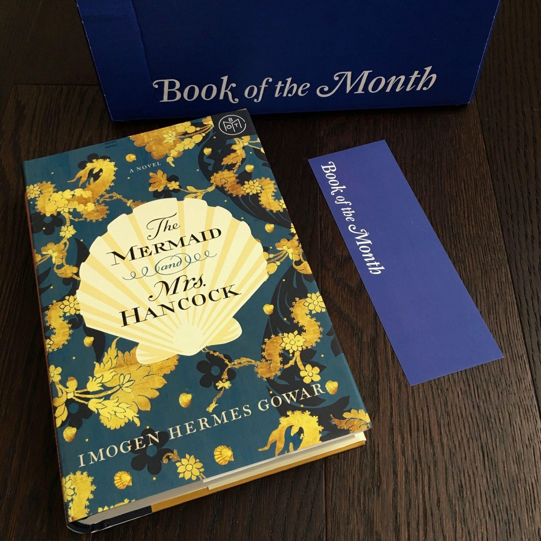 Book of the Month Review + Coupon Code – September 2018