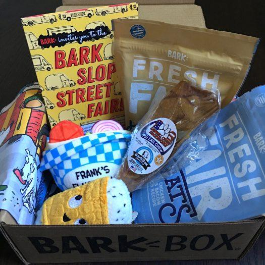 BarkBox Subscription Review + Coupon Code – September 2018