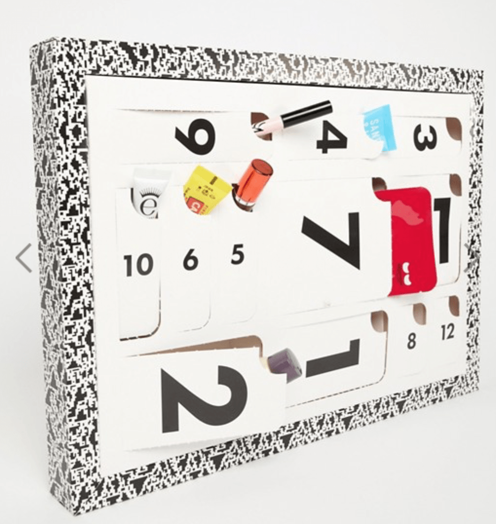 ASOS 12 Day Countdown Advent Calendar – On Sale Now