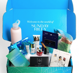 New Box Alert: Sunday Riley Subscription Box