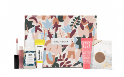 Birchbox October 2018 Curated Box – Now Available in the Shop!