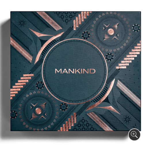 Mankind Christmas Collection  Advent Calendar  – On Sale Now