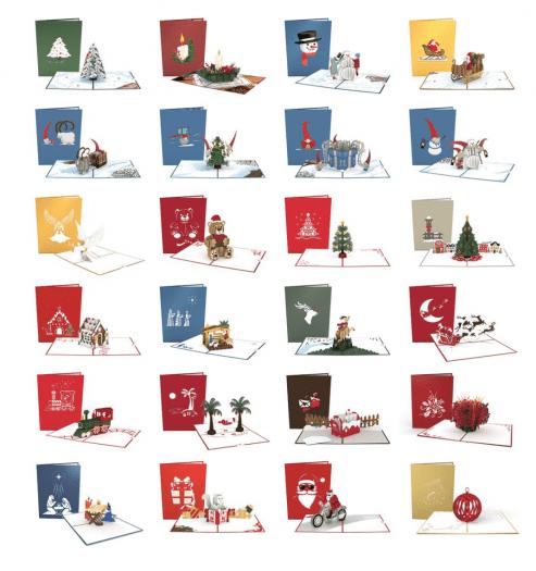 Lovepop Cards Advent Calendar  – On Sale Now