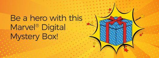 Cricut MARVEL Digital Mystery Box – On Sale Now + Coupon Code