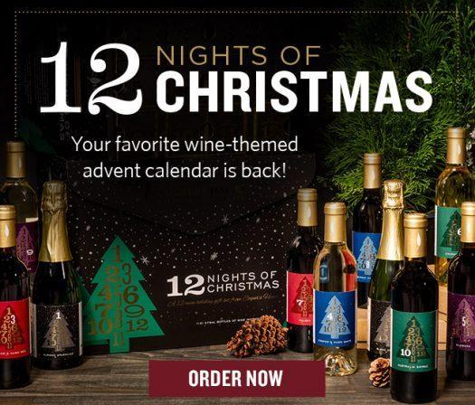 Cooper's Hawk 12 Nights of Christmas Advent Calendar  – On Sale Now