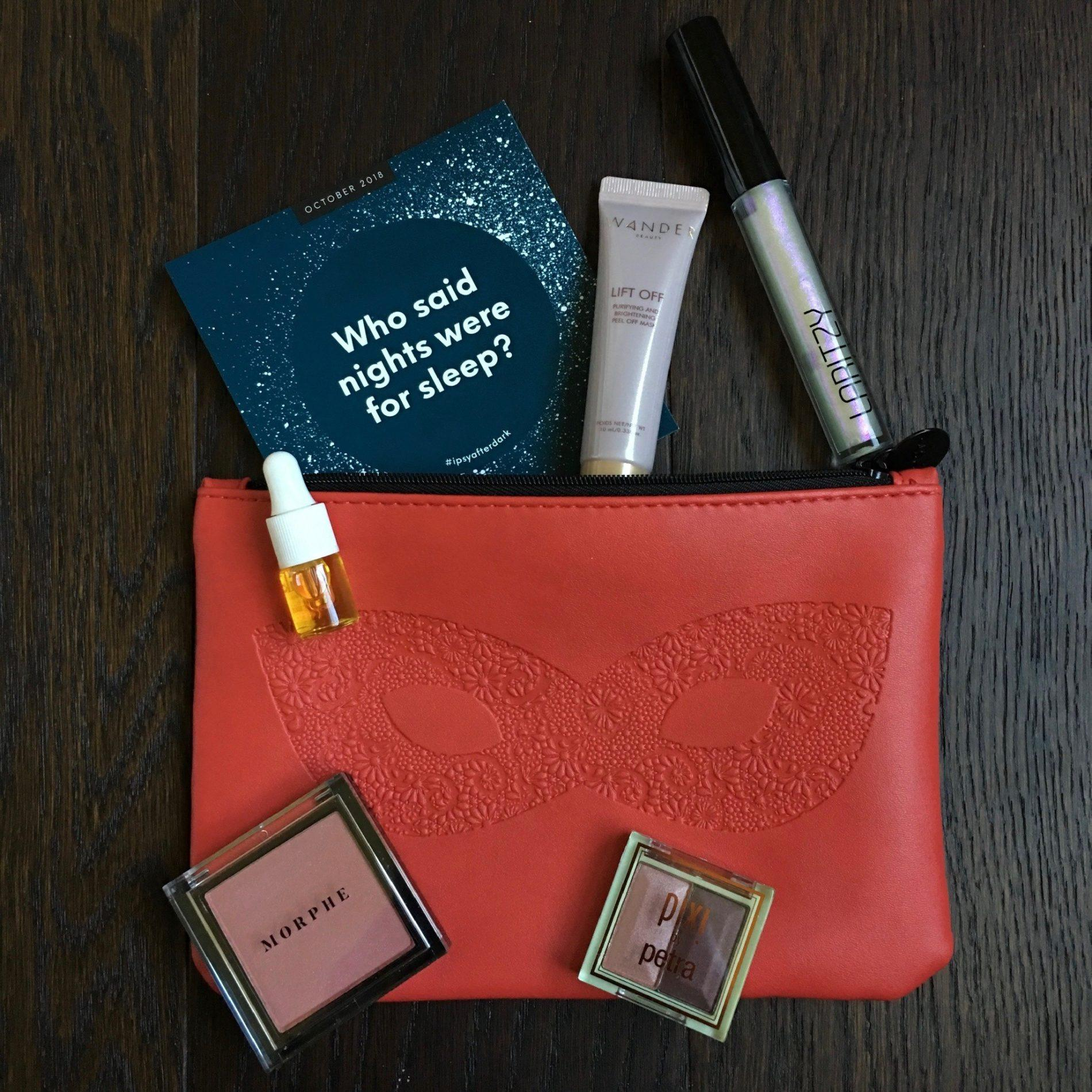 ipsy Review – October 2018