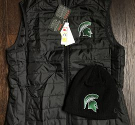 Spartan Box Michigan State Subscription Box Review - September 2018