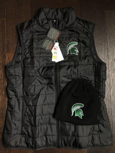 Spartan Box Michigan State Subscription Box Review – September 2018