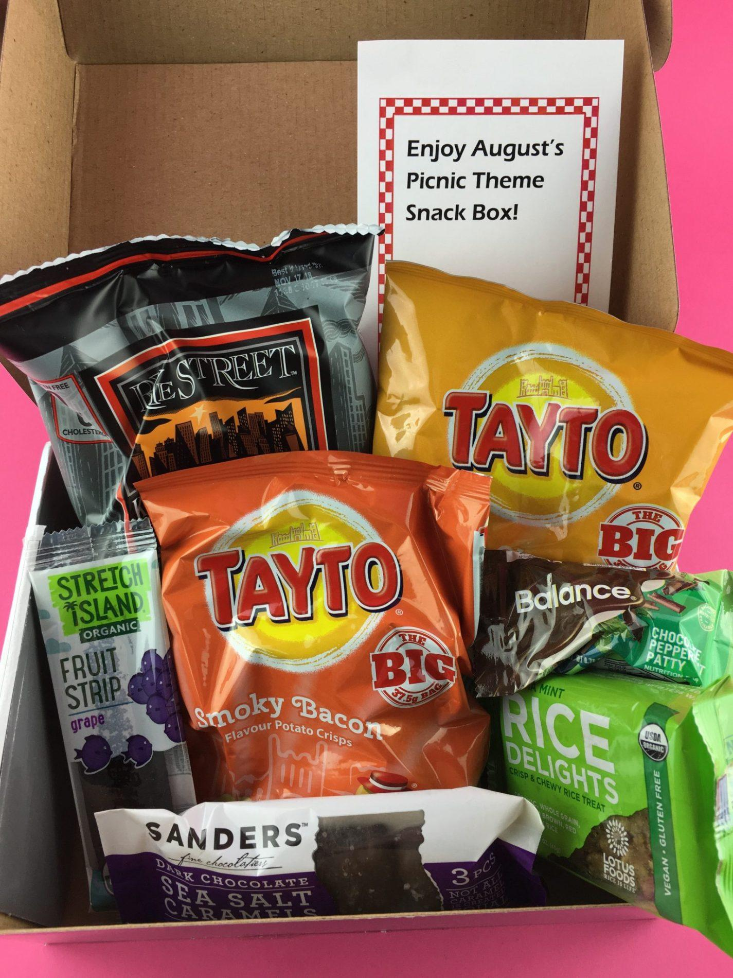 Something Snacks Review – August 2018