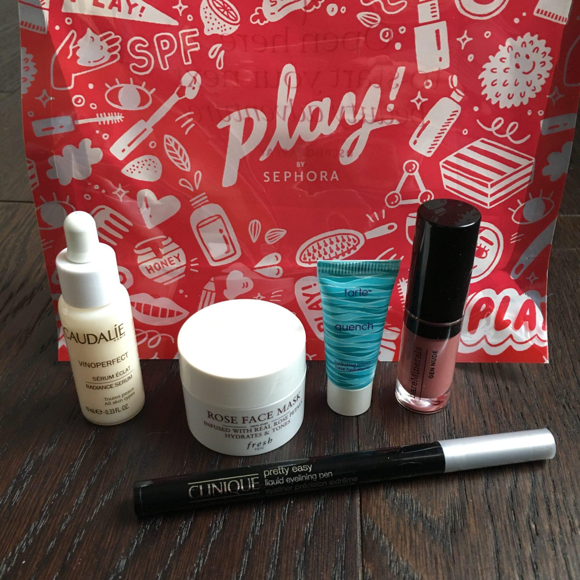 Play! by Sephora Review – October 2018