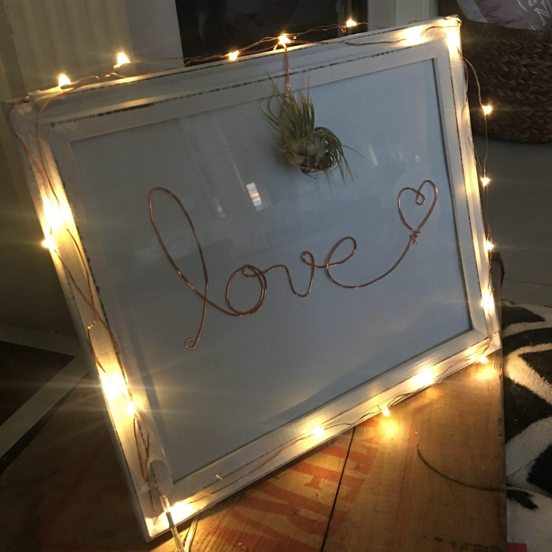 Adults & Crafts Review – Wire & Twine Craft Kit – July 2018