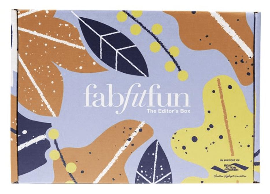 FabFitFun Winter 2018 Editors Box – FULL SPOILERS + $10 Coupon Code
