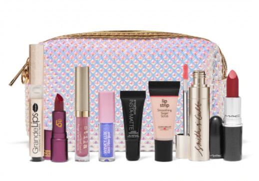 Birchbox – The Holiday Lip Favorites Kit + Coupon Code!