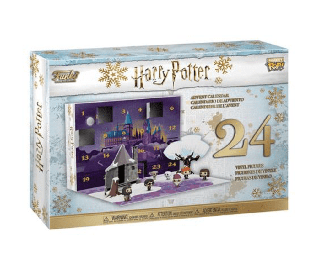 Funko Harry Potter Advent Calendar – Now Available for Pe-Order