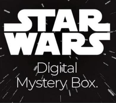 Cricut STAR WARS Digital Mystery Box - On Sale Now + Coupon Code