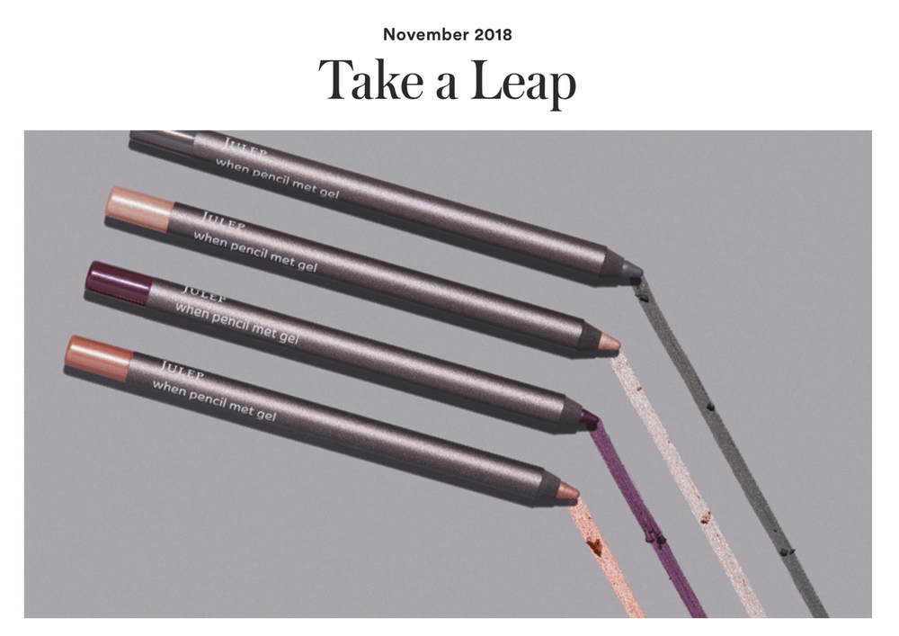 Julep November 2018 Spoilers + Free Gift With Purchase Coupon Code!