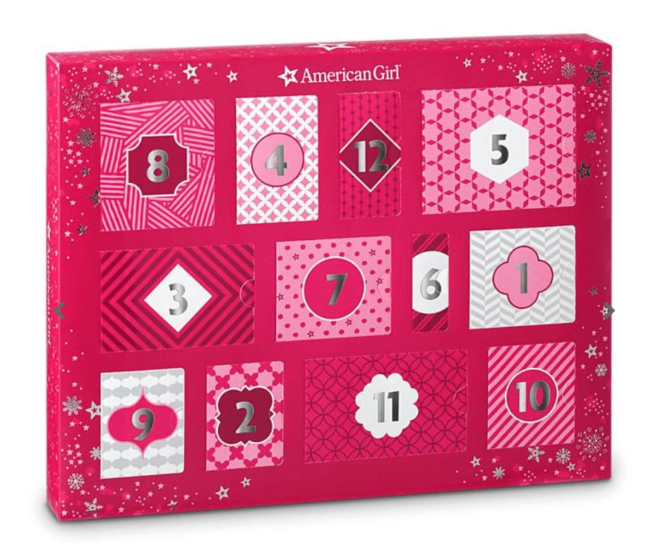 American Girl Advent Calendar – On Sale Now