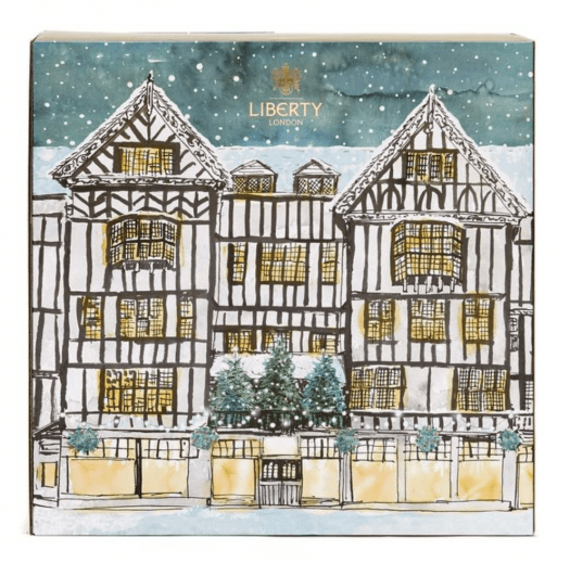 Liberty London Advent Calendar – On Sale Now