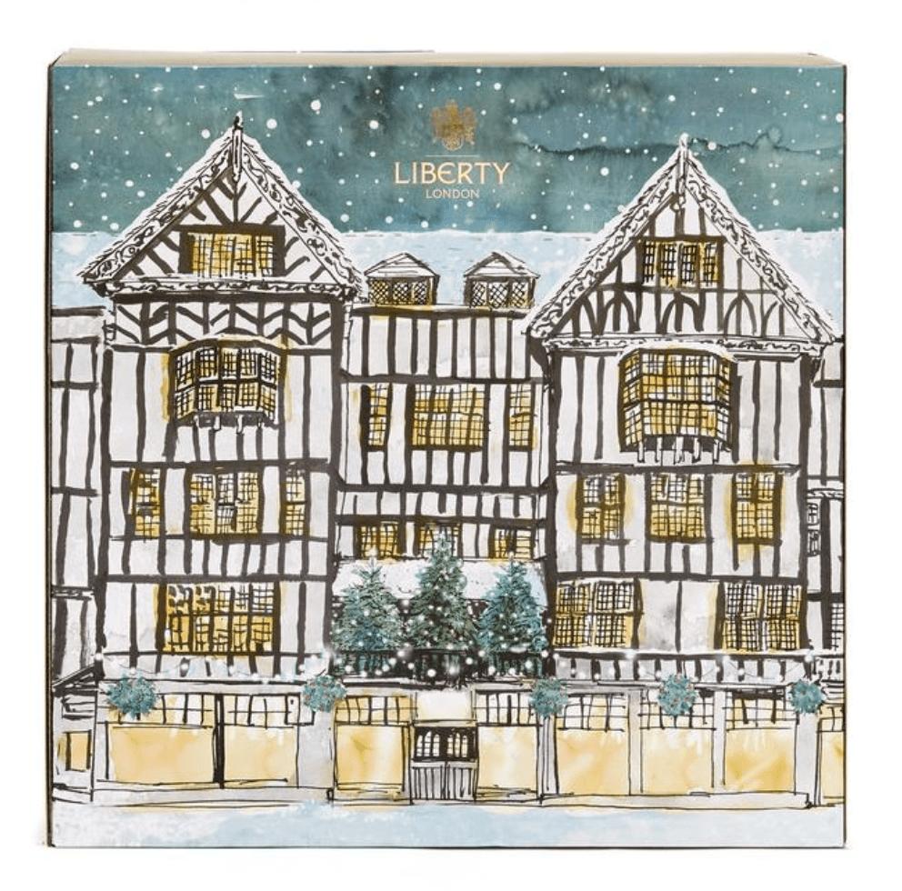 Liberty London Advent Calendar – On Sale Now