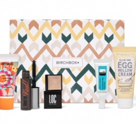 Birchbox November 2018 Curated Box - Now Available in the Shop!