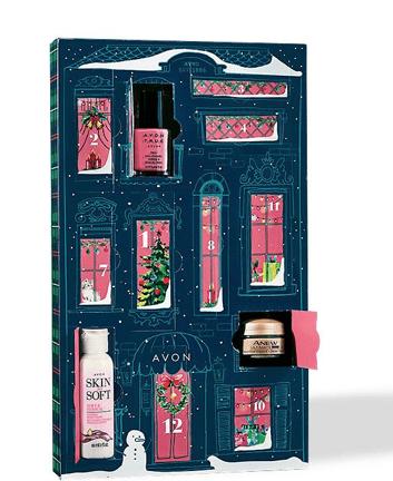 Avon 12 Days of Christmas Beauty Advent Calendar – On Sale Now