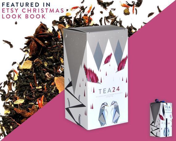 2018 Tea Revv Calendar – On Sale Now