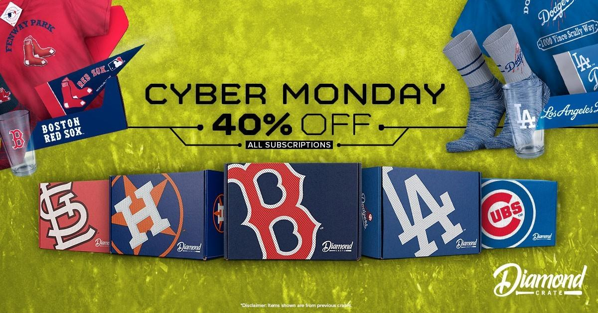 Sports Crate by Loot Crate Cyber Monday Coupon Code – Save 40%!