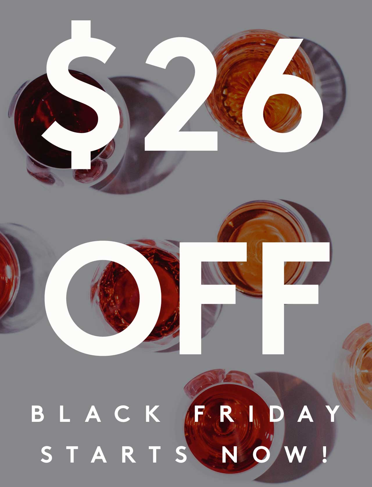 Winc Black Friday Coupon Code – $26 Off First Month!
