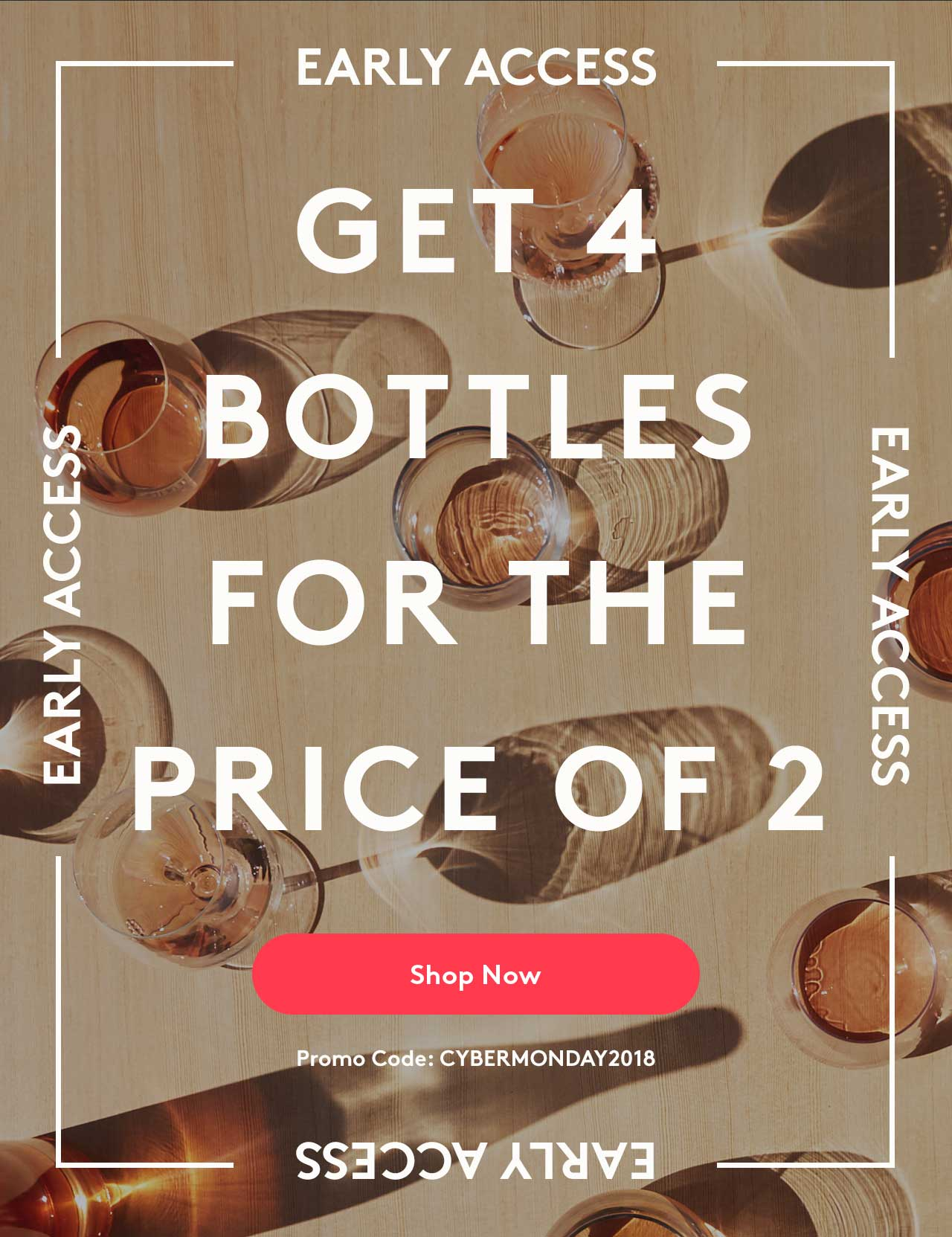 LAST CALL! Winc Cyber Monday Coupon Code – $30 Off First Month!