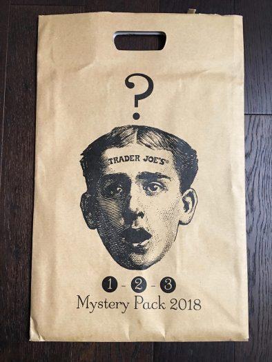 Trader Joe's Mystery Pack 2018