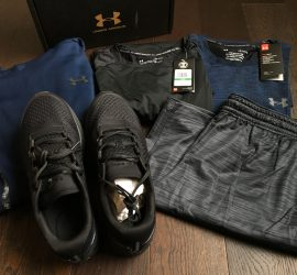 Under Armour Men's ArmourBox Review - November 2018