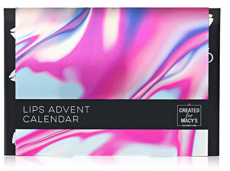 Macy's Beauty 12-Day All About Lips Advent Calendar – On Sale Now!