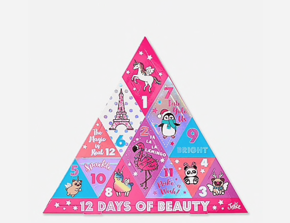 Justice 12 Days of Beauty Tween Advent Calendar – On Sale Now!