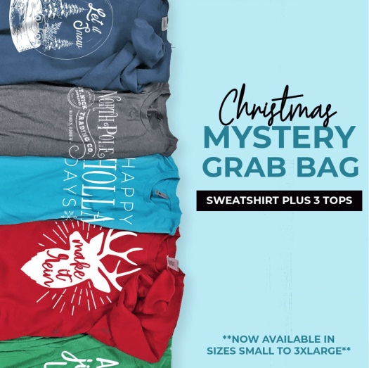 Inspiration.Fit Christmas Mystery Grab Bag!