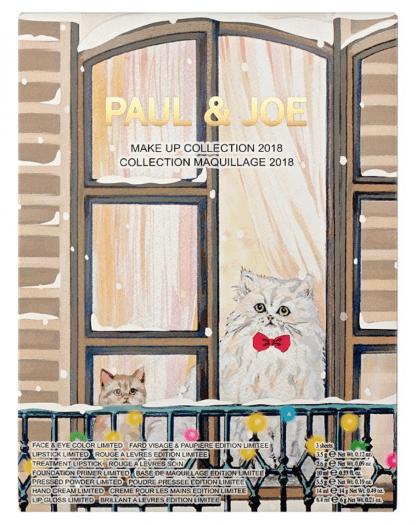 Paul & Joe Beaute Limited Edition Makeup Collection 2018 Advent Calendar – On Sale Now!