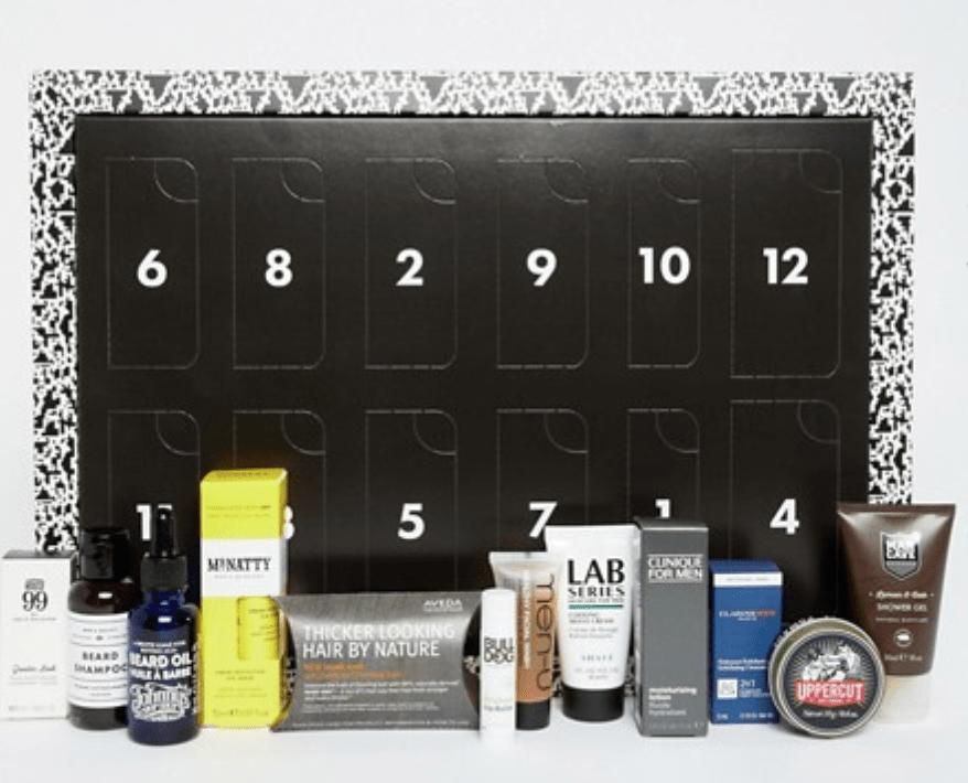 ASOS Men's Grooming Advent Calendar – On Sale Now