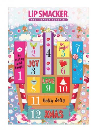 Target Monthly Box: Lip Smacker Advent Calendar