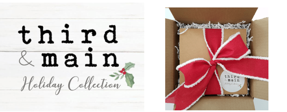 Third & Main Holiday Collection – On Sale Now!