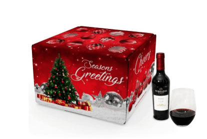 Give Them Beer Wine Advent Advent Calendar – On Sale Now
