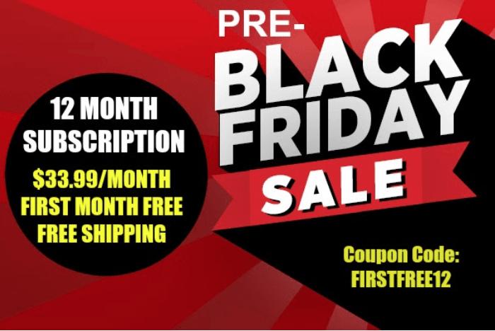 Home Made Luxe Pre-Black Friday Sale / Coupon Code