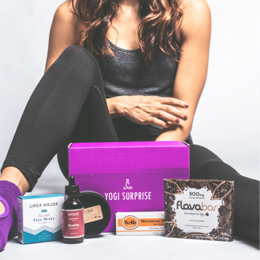 Yogi Surprise Black Friday Sale – FREE Box with New Subscriptions!