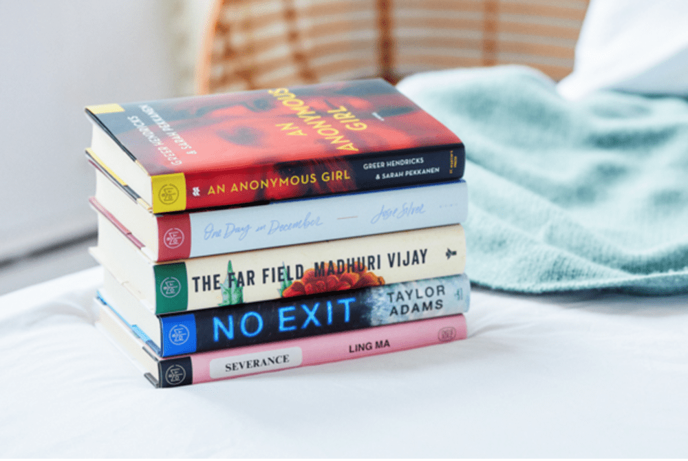 Book of the Month December 2018 Reveal + Selection Time + Coupon Code