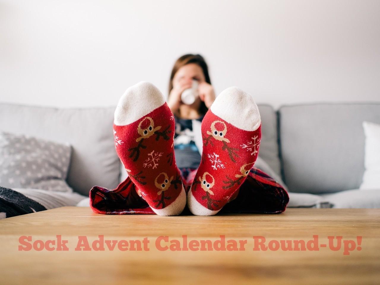 Sock Advent Calendar Round-Up!