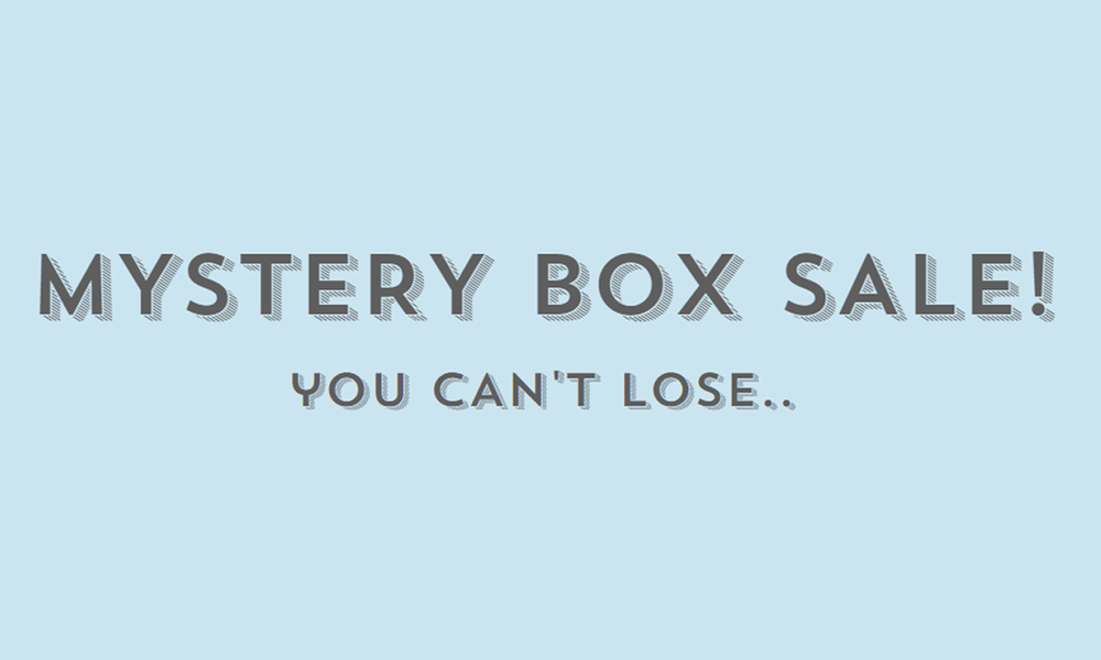 Luxor Box Mother's Day Mystery Box Sale